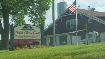America's Only Limburger Cheese Factory
