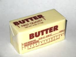 The Shape of Your Butter