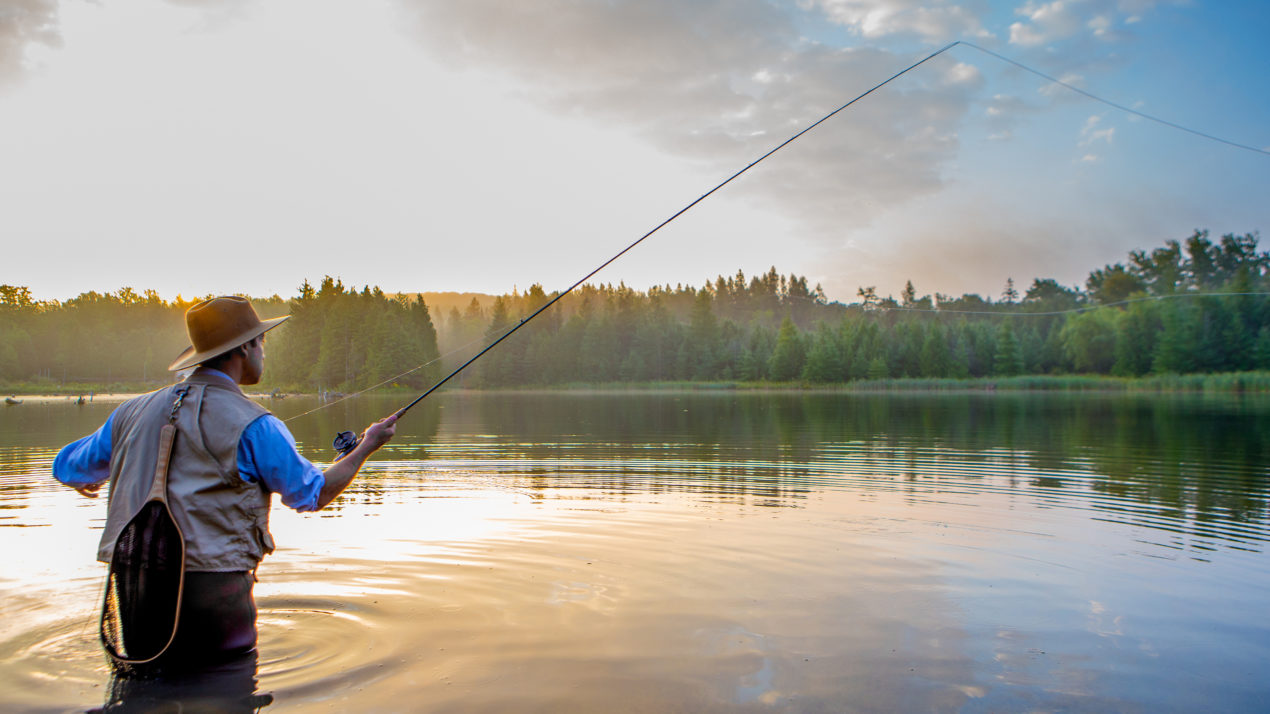 Fishing Season Closed on Lower Spring Lake, Jefferson County