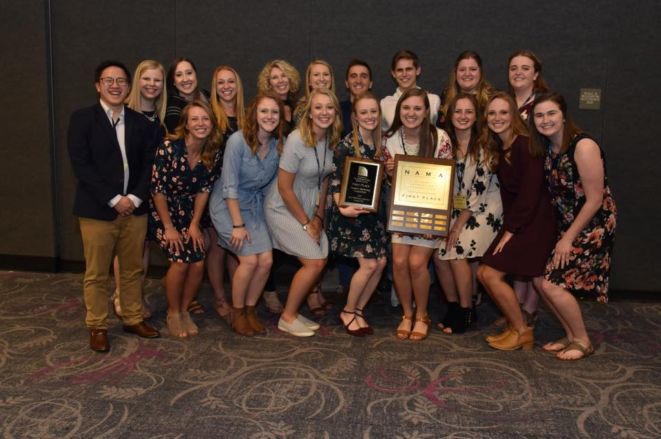 Wisconsin NAMA Team Wins National Championship