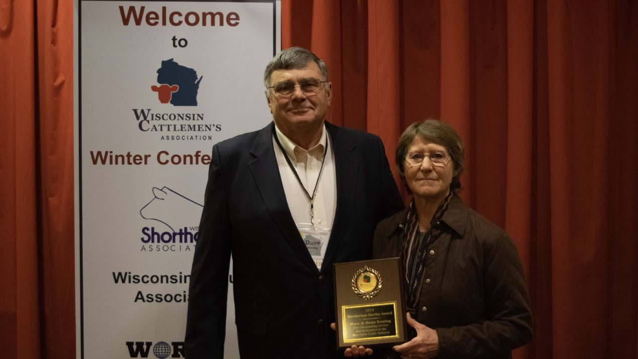 Koning's Thanked For Dedication To Beef Producers And Customers