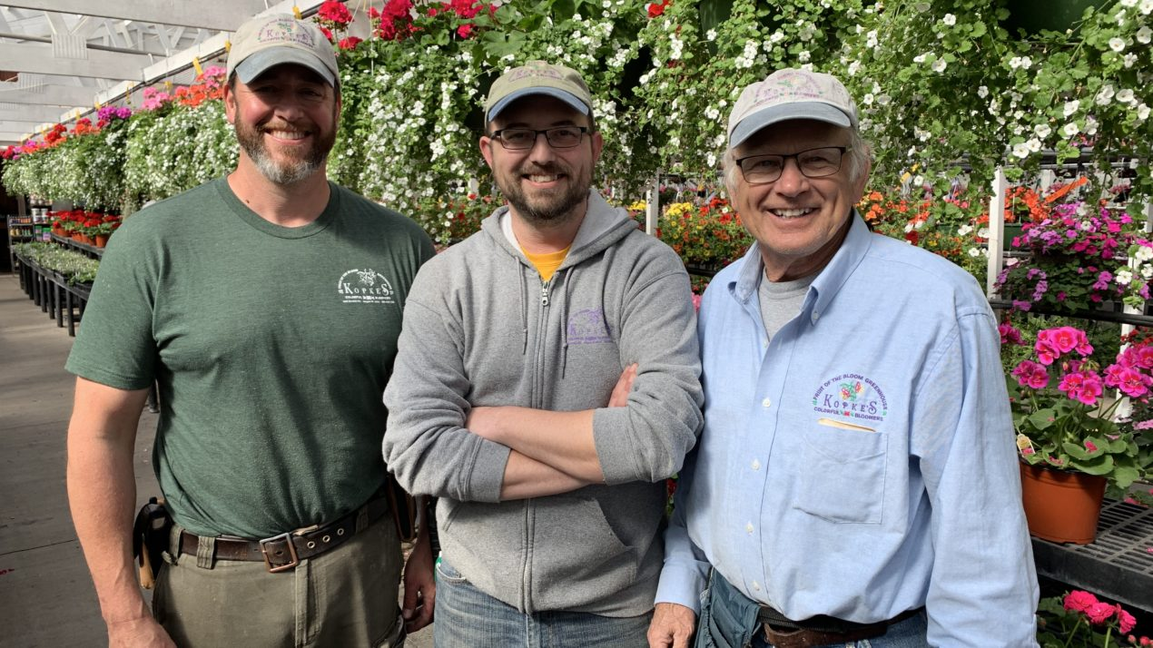 Local Greenhouse Gears Up For A Busy Mother's Day Weekend