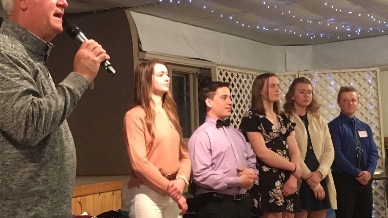 Colby High School senior earns Keliher scholarship