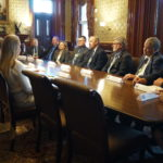WFBF Board Meets about Issues Facing Farmers