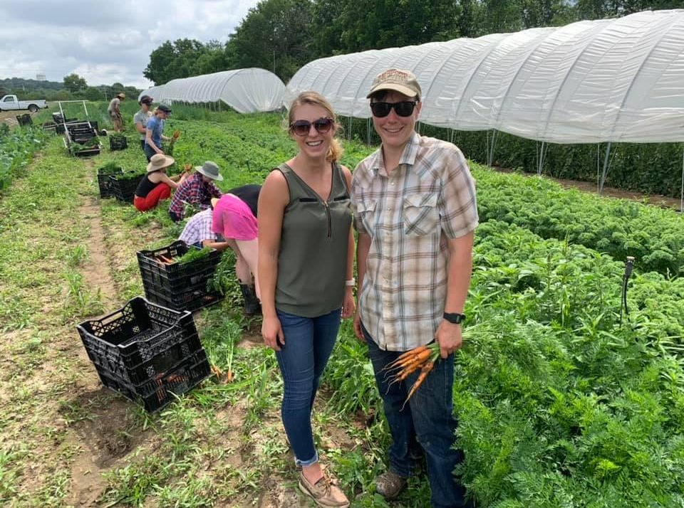 Troy Farm: Fresh Food for All