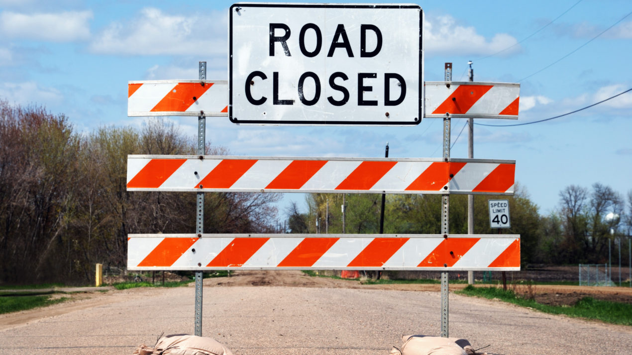 What Roads Will Be Closed During FTD?