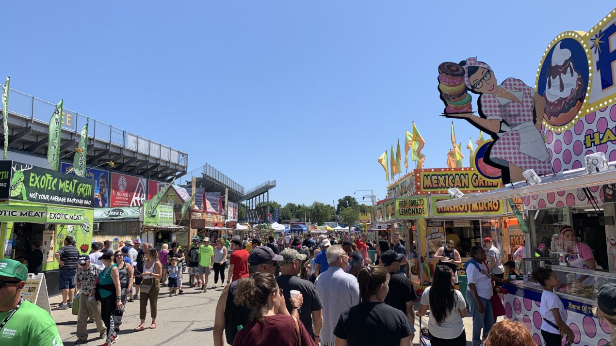 WI State Fair Sets New Attendance Records in 2019