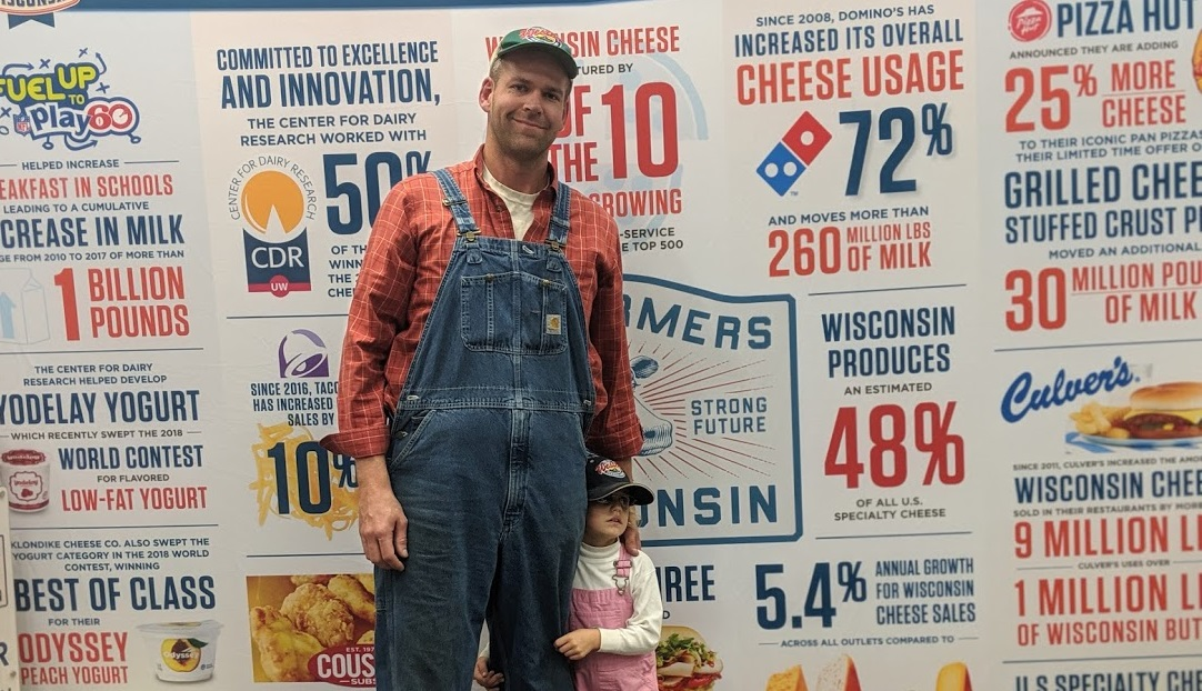 From theology to agriculture, Ohio man finds his purpose in Wisconsin