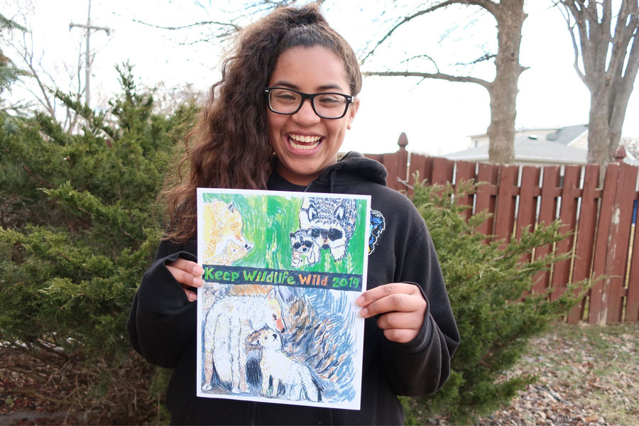 Poster Contest Invites Students to Celebrate Wisconsin Wildlife