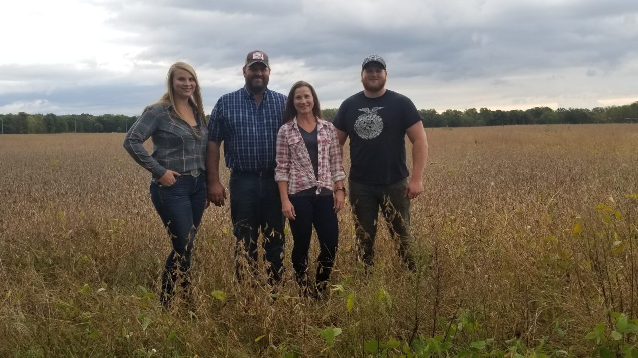 Lake Family Farms Receives Wisconsin Leopold Conservation Award