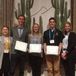 UW-River Falls Students Get Top Honors At National Agronomy, Soils and Environmental Conference