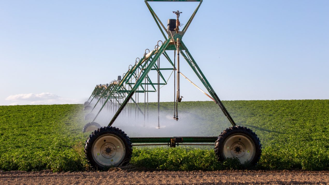 Wisconsin Farms Make A Big Investment In Irrigation And Water Management