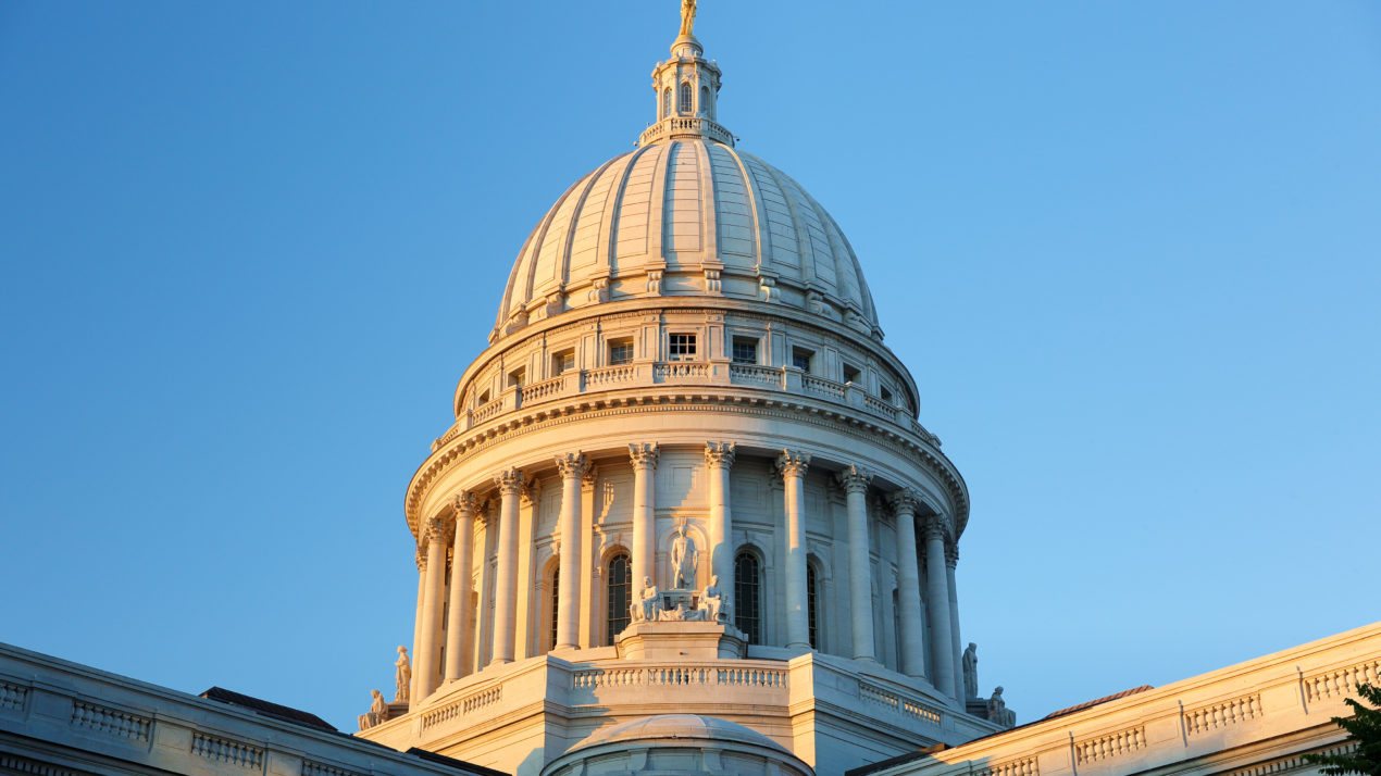 Wisconsin State Senate votes against Pfaff