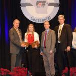 Meikah Dado is Farm Bureau's Collegiate Discussion Meet Winner