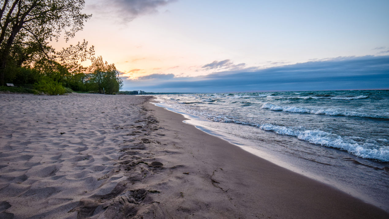 New Stocking Plan Aims at Enhancing Lake Michigan Fishing