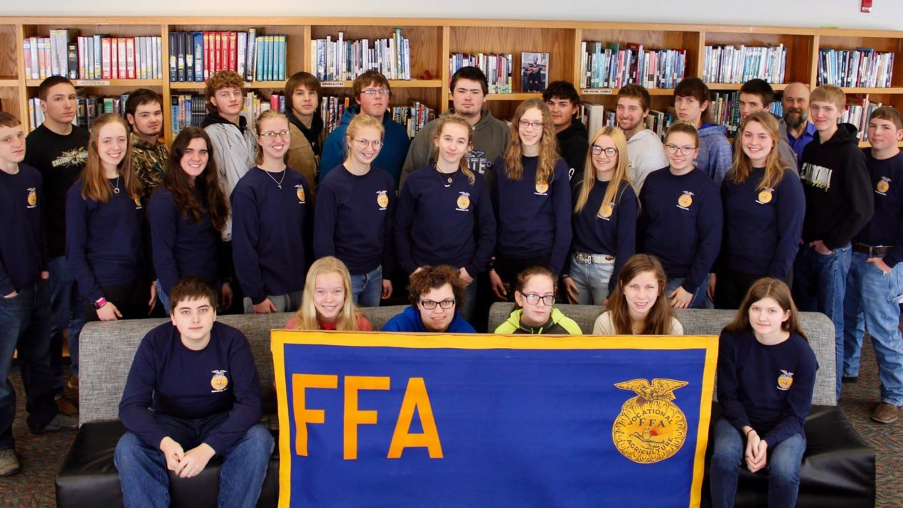More than cows, plows, and sows, Minnesota students celebrate National FFA Week