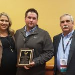 It's The Way He Was Taught.  Arndt Farms Gets Environmental Stewardship Award