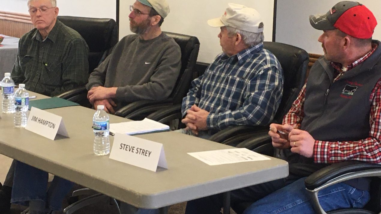 Panelists view soil health in terms of overall systems