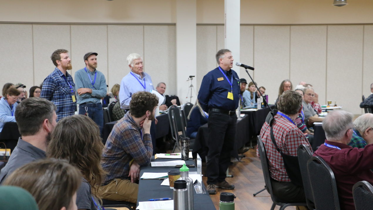 WFU grassroots membership sets 2020 policy priorities