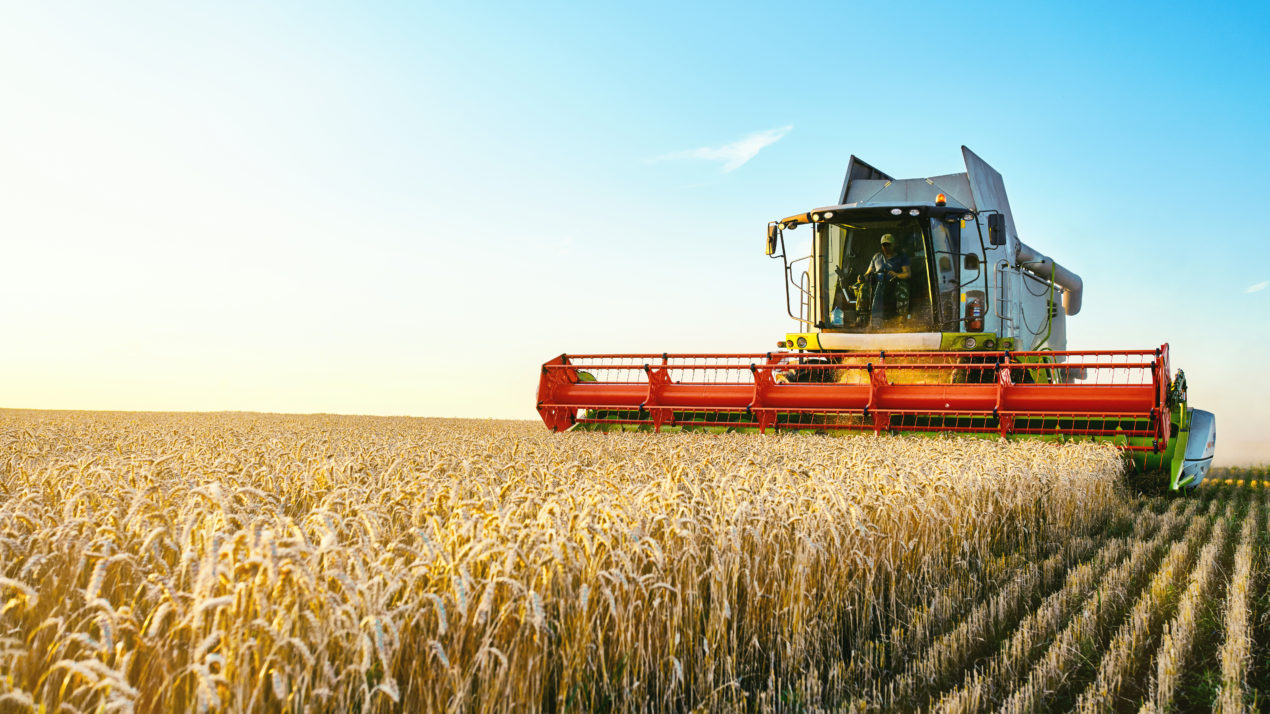 January 2020 Ag Equipment Sales Numbers Released