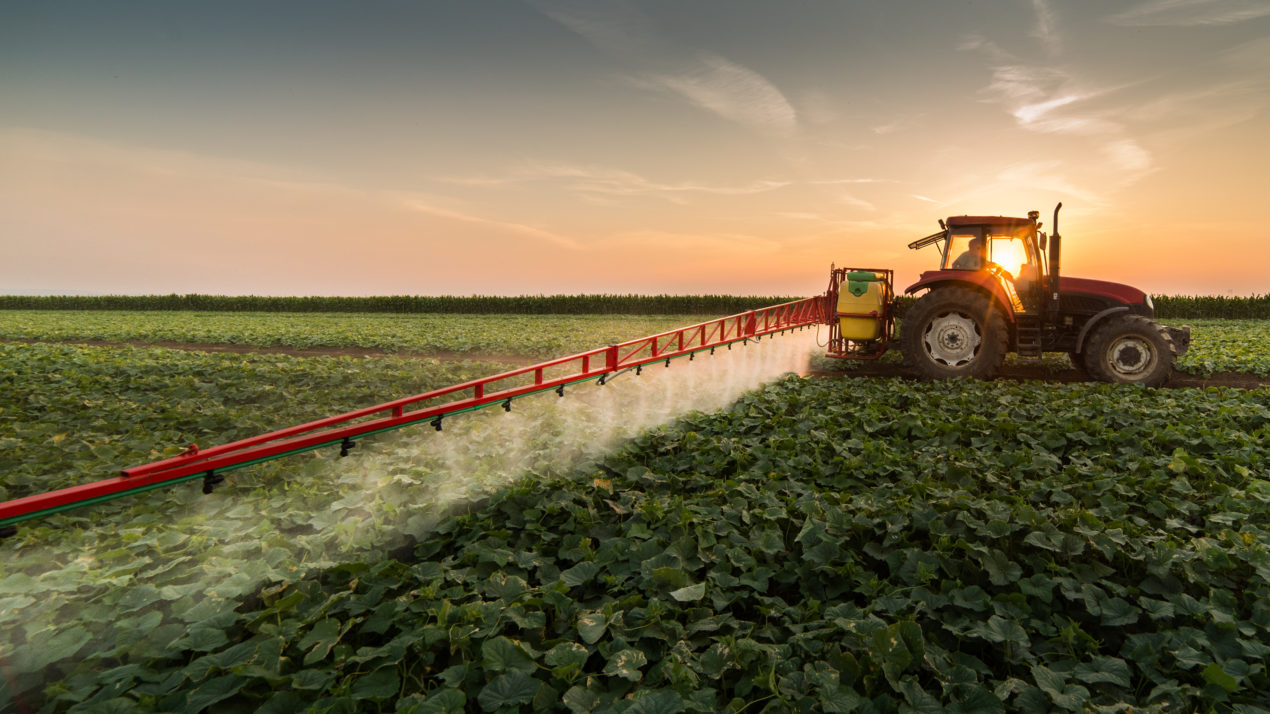 Iowa State University Pesticide Safety Education Program to offer courses for commercial applicators