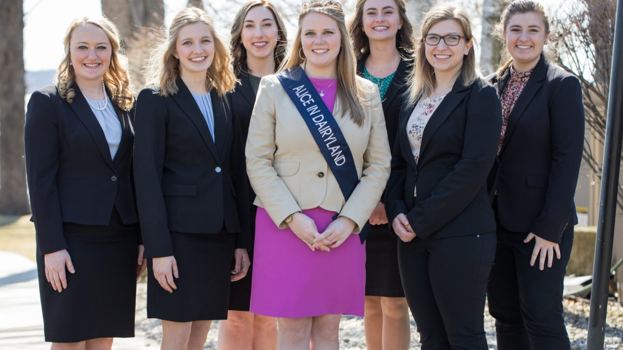 73rd Alice in Dairyland Top Candidates Announced