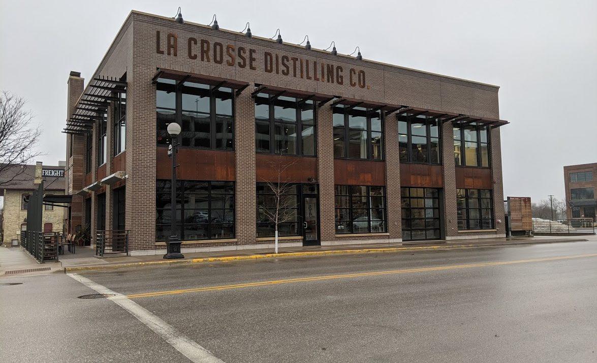 La Crosse Distilling Co. seeks support with hand sanitizer project