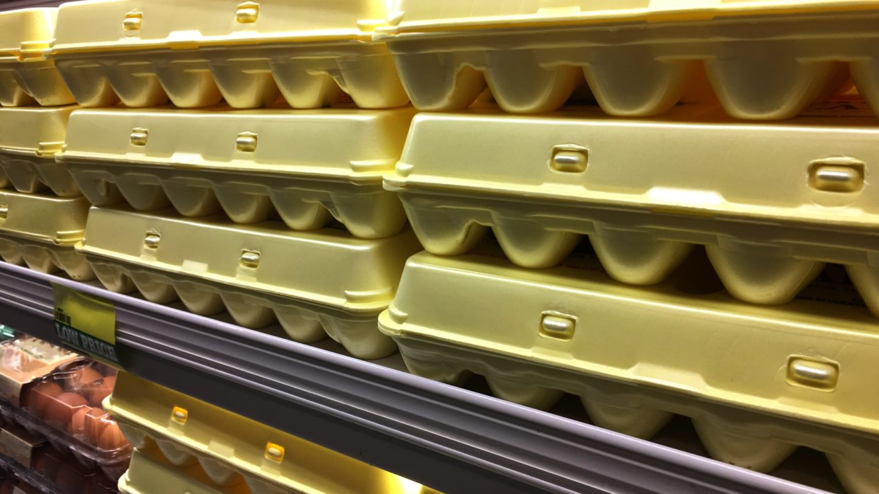 "Egg Suppliers Work Tirelessly to Keep Pace with ""Next Level"" Demand"