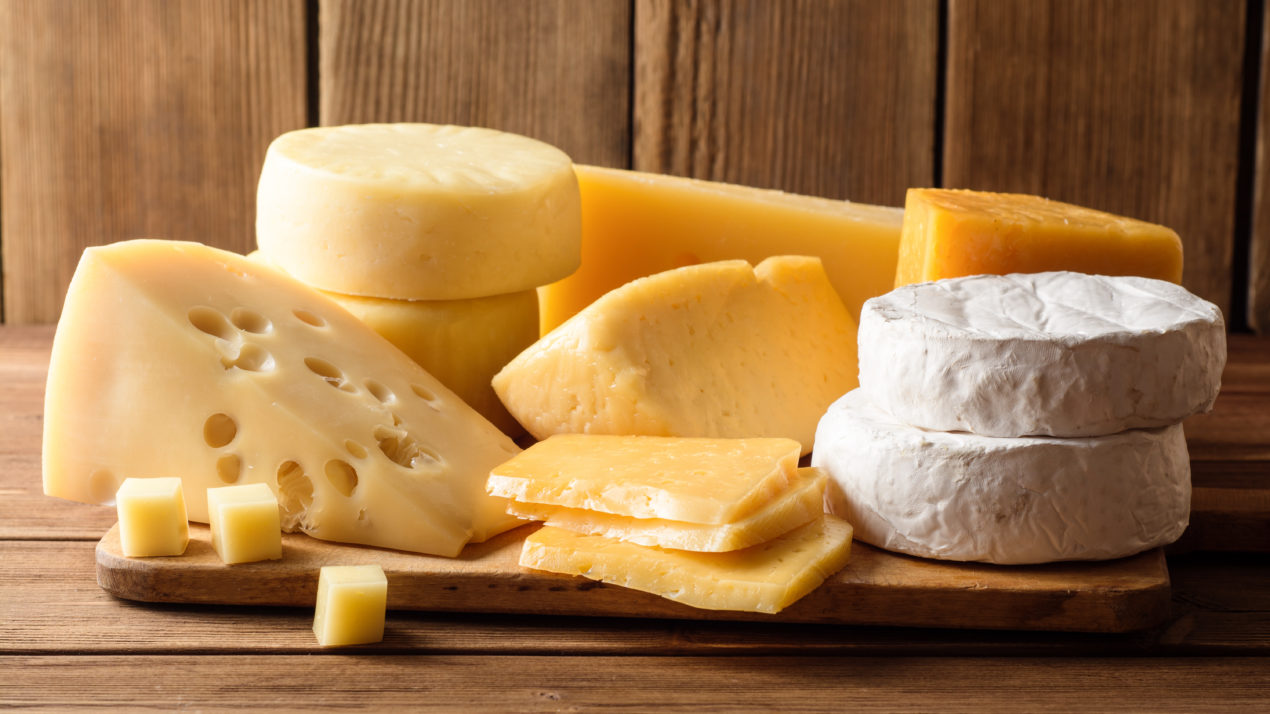 Wisconsin Cheese Production Dipped in April