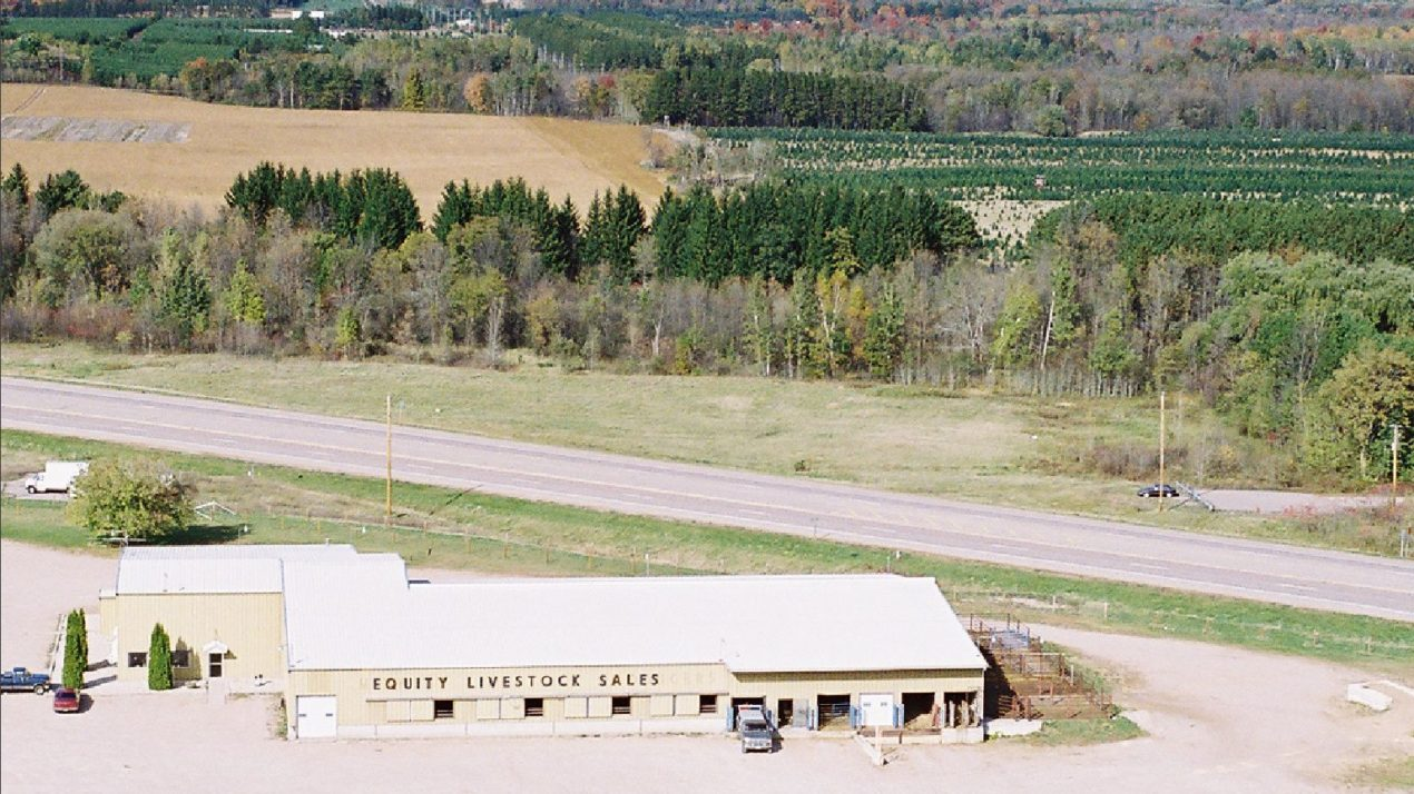 Equity Suspends Operations At Marion Livestock Barn