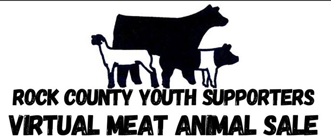 Rock County Holding Virtual Meat Animal Sale