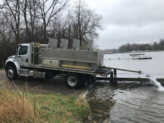 Spring Fish Stocking Provides A Boost to Wisconsin Fisheries