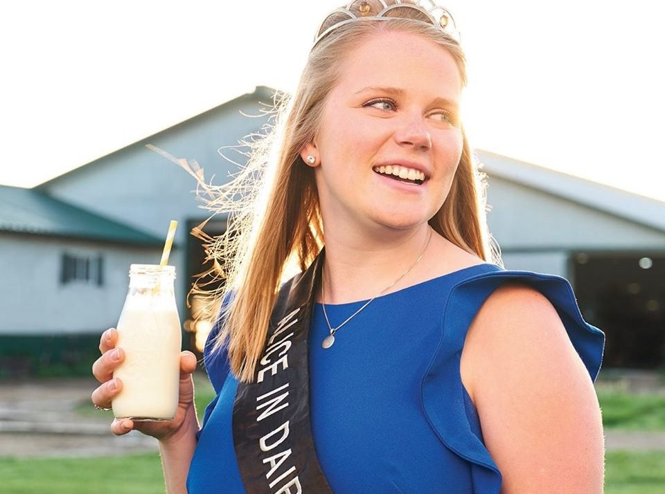 A non-traditional end, 72nd Alice in Dairyland Abigail Martin prepares to pass the torch