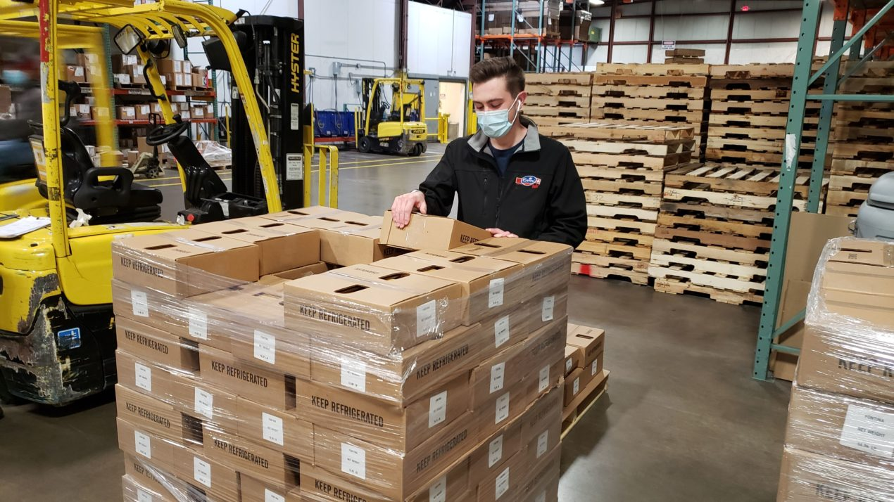 Wisconsin Agriculture Streamlining Food Delivery To Food Banks