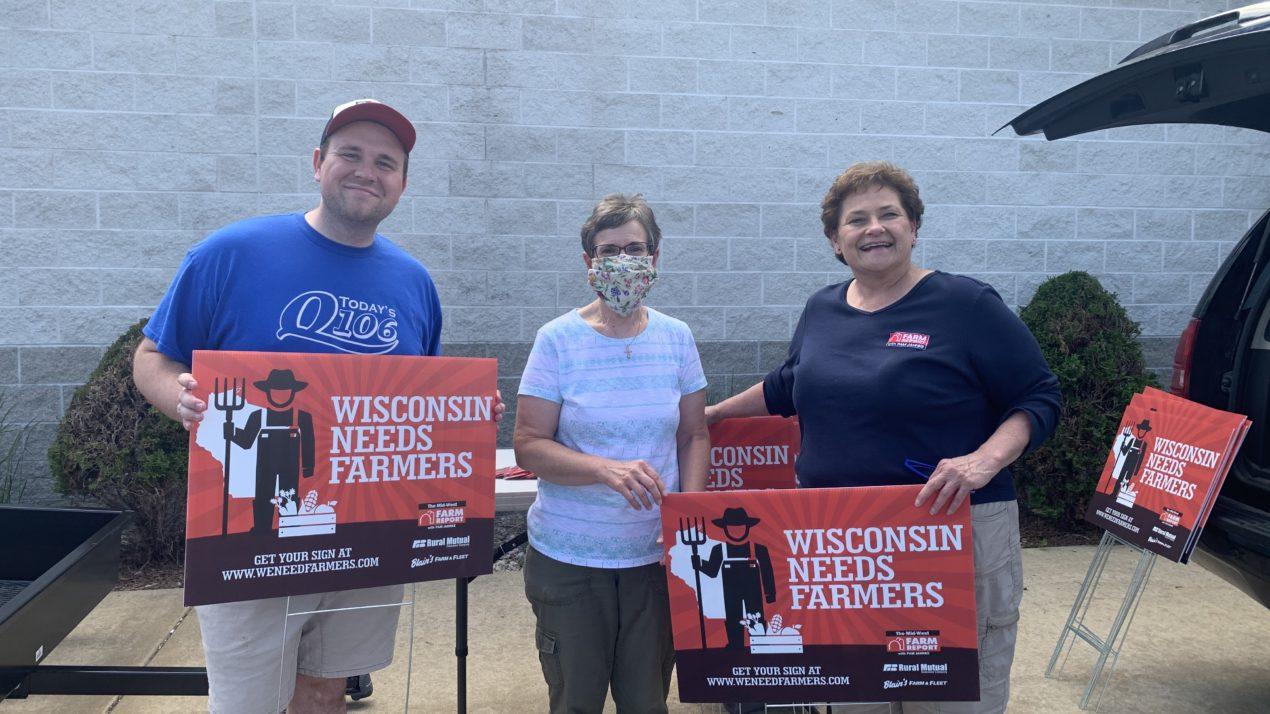 Get Your Yard Signs in Platteville!