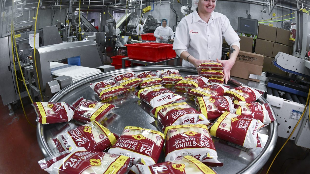 Baker Cheese Named 2020 Dairy Plant Of The Year