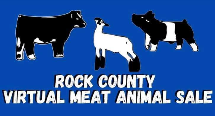 Rock County Youth Supporters Meat Animal Sale Raises over $68,000 for Youth