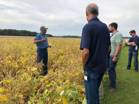 Producer-Led Webinar: No-Tilling in Heavy Red Clays