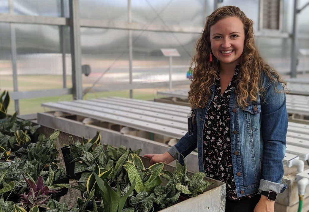 Growing new interest in agriculture, Joelle Liddane shifts gears to teach in a pandemic