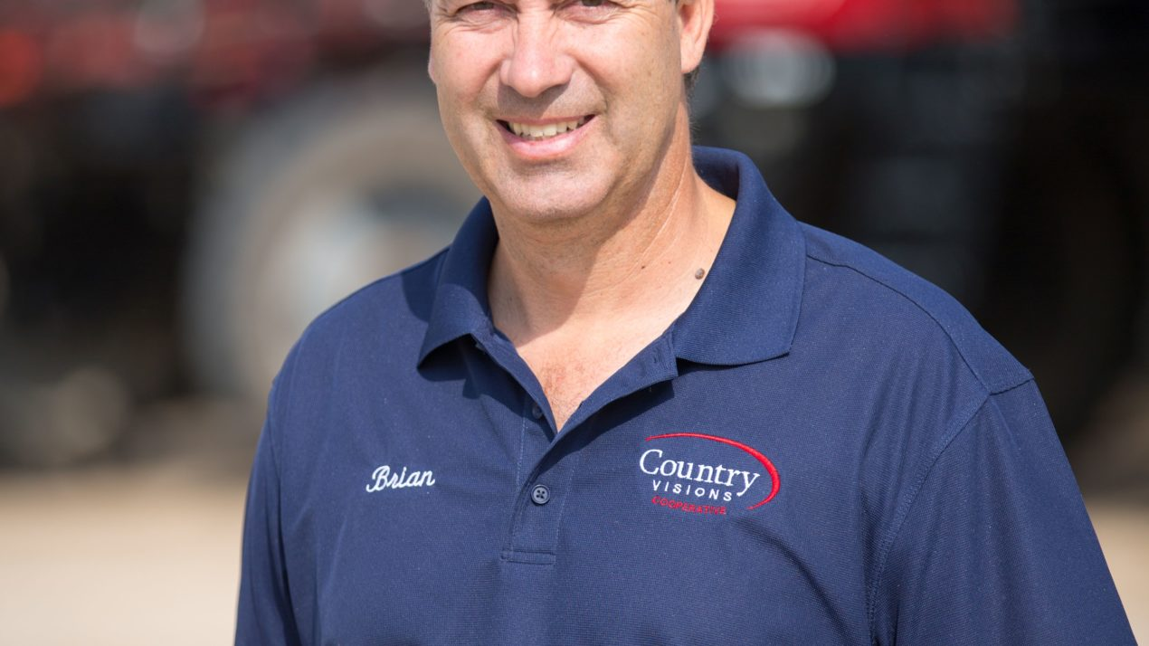 Country Visions Announces Agronomy Promotion