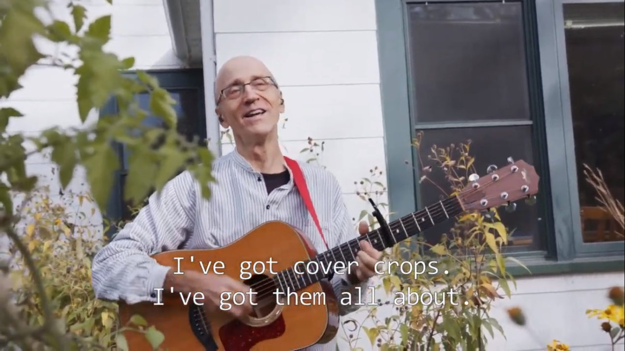 Connecting farmers through music, Land Stewardship Projects commissions conservation songs