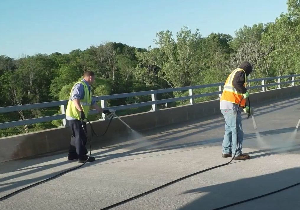 Soybeans – Protecting Road Surfaces