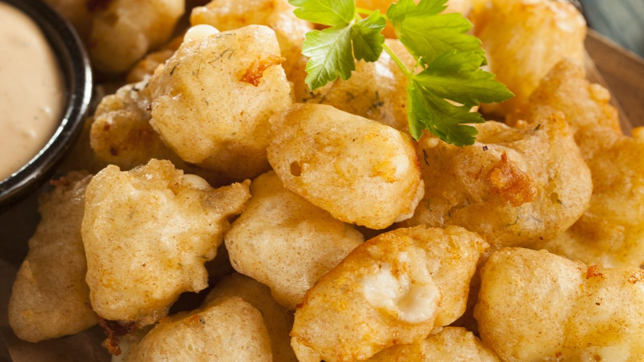 Happy National Cheese Curd Day