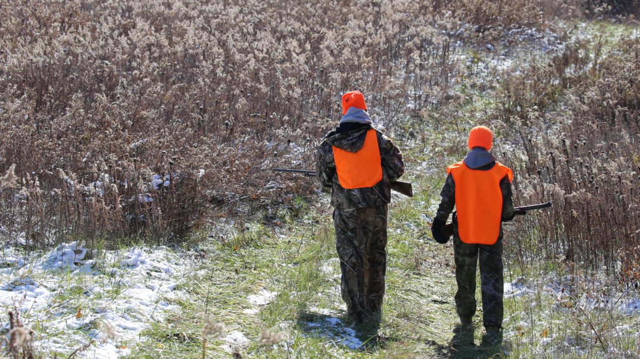 DNR Reminds Hunters About Carcass Disposal