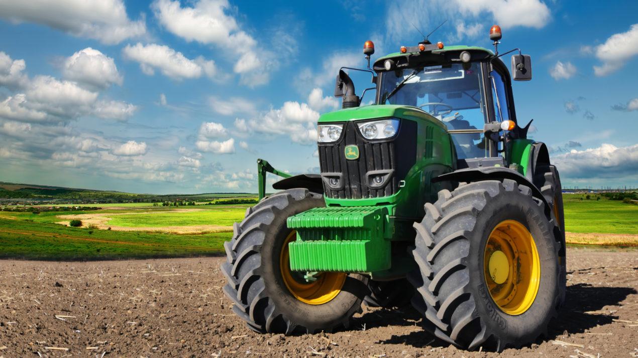 Equipment Sales Continue Positive Trend Upwards