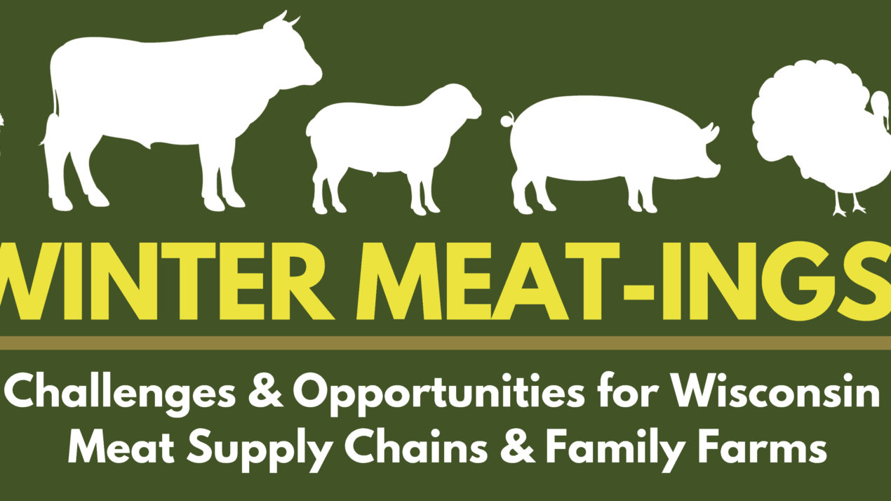 Farmers Union series on meat processing kicks off this week