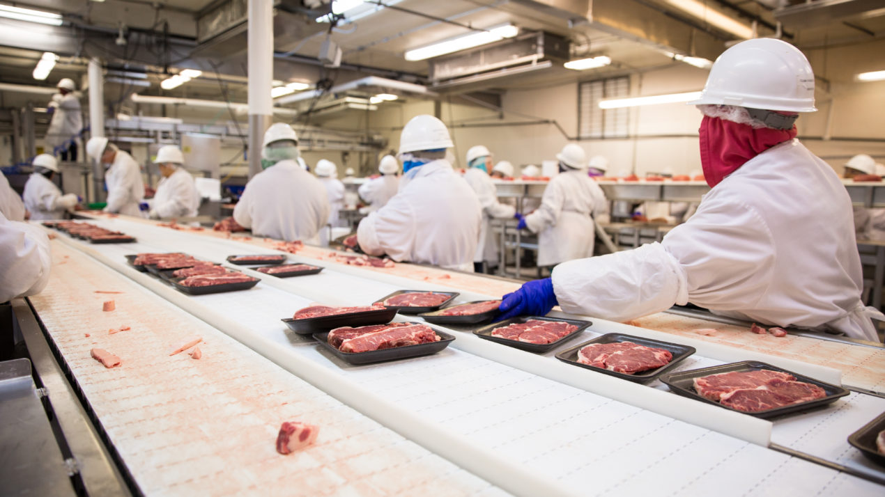 CDC Agrees: Frontline Meat & Poultry Workers High Priority for COVID-19 Vaccination