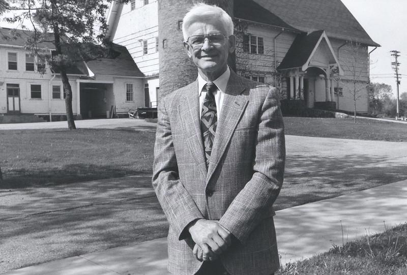 Former CALS dean Neal Jorgensen, professor emeritus of dairy science, dies at 85