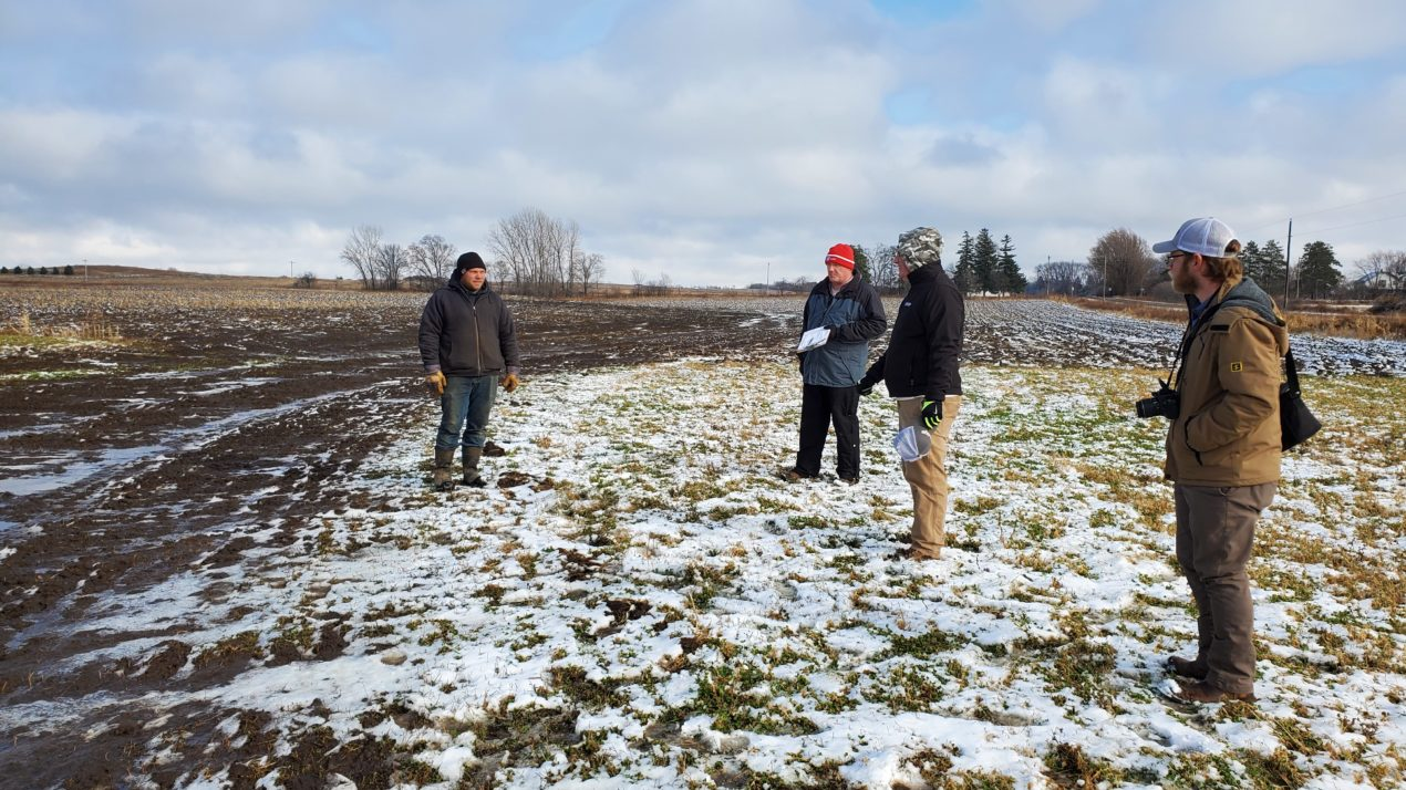 Study Shows Farmers Protecting Water in Western Wisconsin