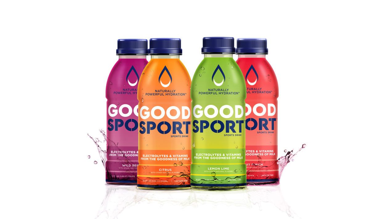 Dairy-Based Sports Drink Launches with Industry Support